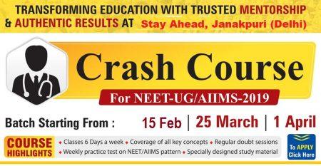 Stay Ahead crash-course